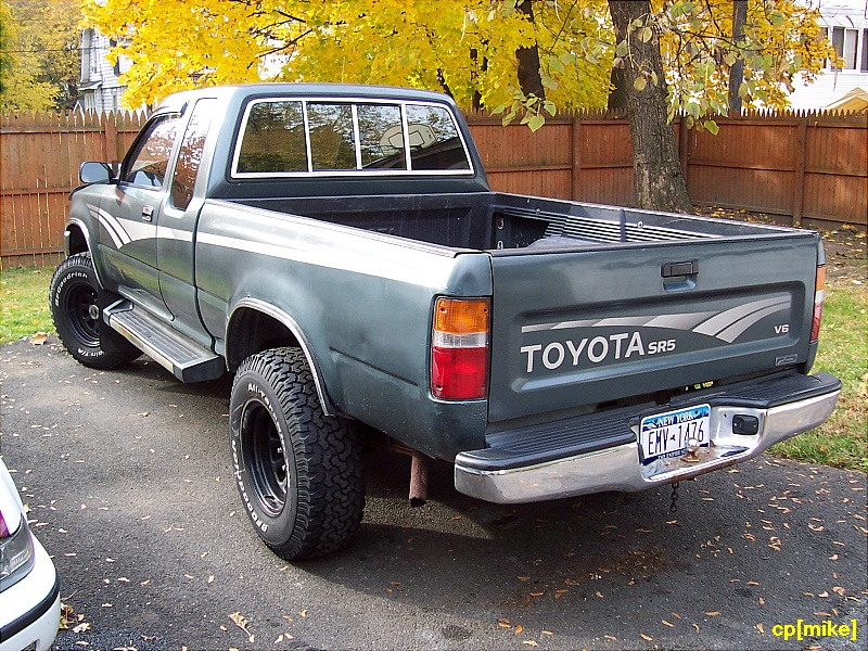 Cpmike 1992 Pickup Sr5 V6 4x4 Ext Cab Toyota Nation